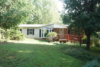 Rocky Mount Single Family Home For Sale: 125 Tenderfoot Dr