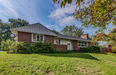Single Family Home For Sale: 3218 Rasmont Rd