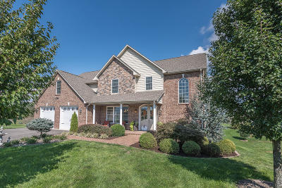 Botetourt County Single Family Home Sold: 229 Tara Ct
