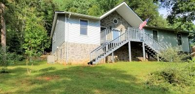 Boones Mill Single Family Home For Sale: 210 Summer Cir