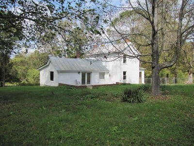 Botetourt County Single Family Home For Sale: 1405 Flowing Springs Rd