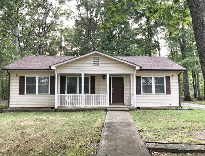 Bedford County Single Family Home For Sale: 1863 Quaker Church Rd