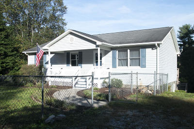 Rocky Mount Single Family Home For Sale: 220 Old Plantation Rd