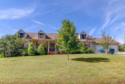 Franklin County Single Family Home For Sale: 120 Leo Scott Dr