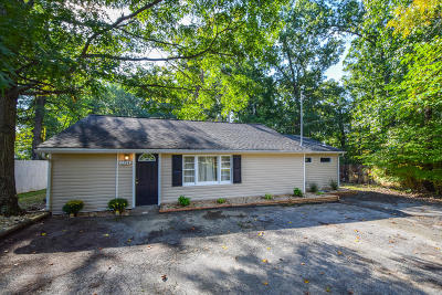 Salem Single Family Home For Sale: 6284 Wayburn Dr