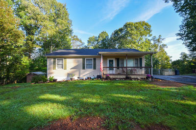 Goodview Single Family Home For Sale: 107 Woodlake Dr