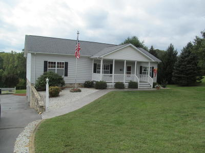 Franklin County Single Family Home For Sale: 60 Sunny Field Rd