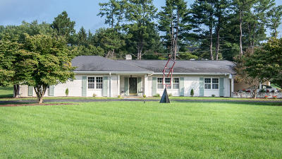 Roanoke County Single Family Home For Sale: 5734 Club Ln