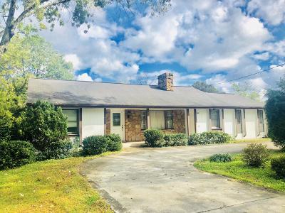Roanoke County Single Family Home For Sale: 6617 Pendleton Ave