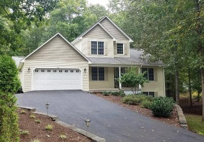 Bedford County Single Family Home For Sale: 302 Heather Ln
