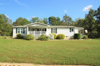 Franklin County Single Family Home For Sale: 885 Clearwater Dr