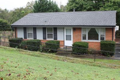 Roanoke Single Family Home For Sale: 315 Vista Ave