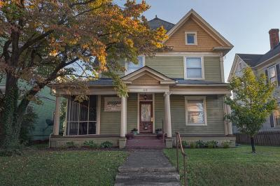Roanoke Single Family Home For Sale: 618 Mountain Ave SW
