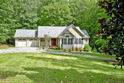 Moneta Single Family Home For Sale: 3315 Scruggs Rd