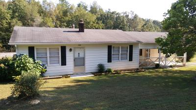 Franklin County Single Family Home For Sale: 3200 Old Ferrum Rd
