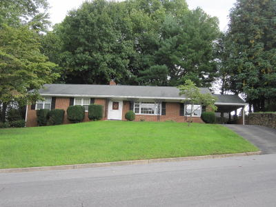 Roanoke Single Family Home For Sale: 6849 Fair Oaks Rd