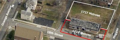 Roanoke Residential Lots & Land For Sale: 1727 Melrose Ave NW