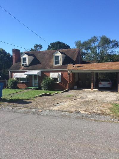 Roanoke Single Family Home For Sale