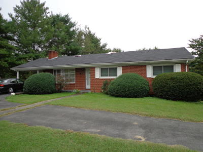 Botetourt County Single Family Home For Sale: 15 Holly Ln
