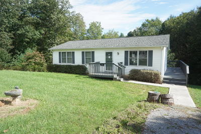 Rocky Mount Single Family Home For Sale: 190 Dalewood Ln