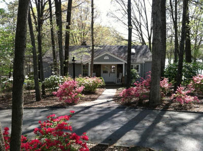 Bedford County, Franklin County, Pittsylvania County Single Family Home For Sale: 105 Windward Dr
