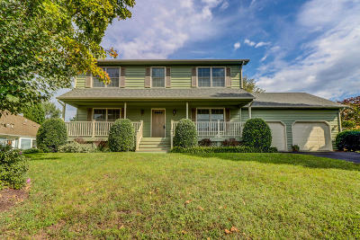 Roanoke Single Family Home For Sale: 5315 Huntridge Rd