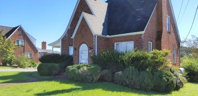 Rocky Mount Single Family Home For Sale: 340 Pell Ave