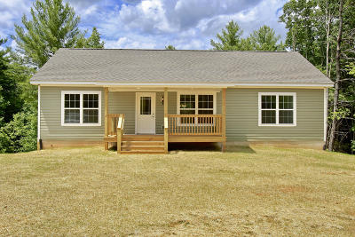 Franklin County Single Family Home For Sale: 529 Dusty Hill Dr
