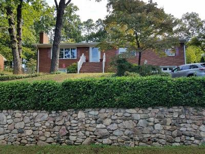 Single Family Home For Sale: 3552 Forester Rd SW