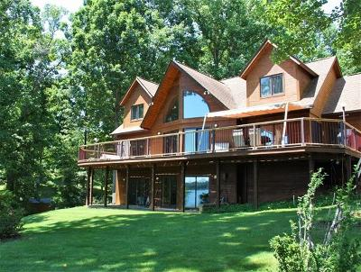 Single Family Home For Sale: 109 Channel Way