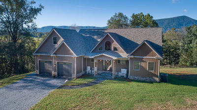 Single Family Home For Sale: 4094 Country Club Rd