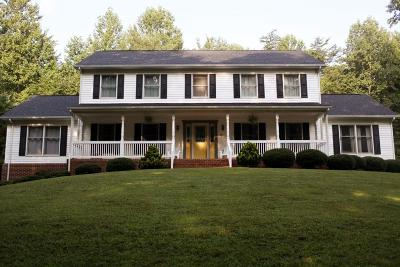 Franklin County Single Family Home For Sale: 3535 Ingramville Rd