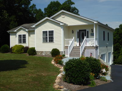 Hardy Single Family Home For Sale: 1615 Morewood Rd