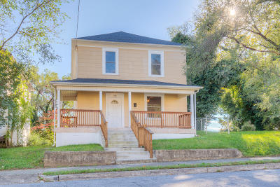Roanoke Single Family Home For Sale: 540 McDowell Ave NW
