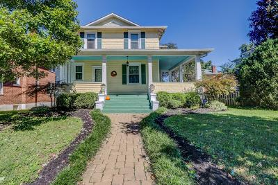 Roanoke Single Family Home For Sale: 2211 Windsor Ave SW