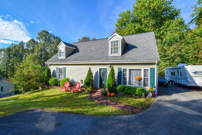 Franklin County Single Family Home For Sale: 165 Franco Dr