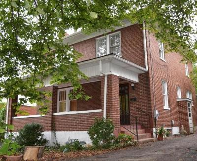 Roanoke City County Single Family Home For Sale: 2305 Lyndhurst St NW