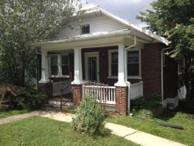 Roanoke City County Single Family Home For Sale: 3652 Yellow Mountain Rd