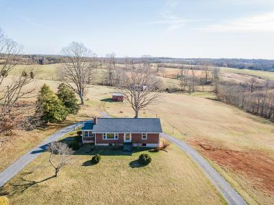 Bedford County Farm For Sale: 5920 Stewartsville Rd