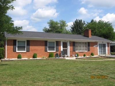 Roanoke City County Single Family Home For Sale: 2046 Routt Rd NW
