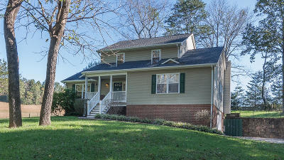 Botetourt County Single Family Home Sold: 260 Stone Coal Rd