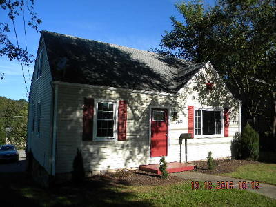 Roanoke City County Single Family Home For Sale: 2423 Colonial Ave SW