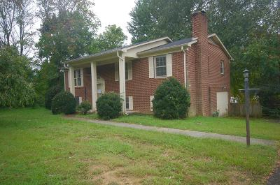 Daleville Single Family Home For Sale: 1277 Catawba Rd
