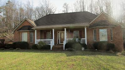 Roanoke Single Family Home For Sale: 2655 Rutrough Rd SE