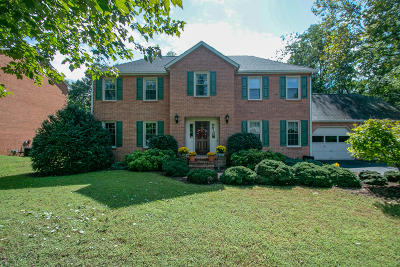 Roanoke County Single Family Home For Sale: 4503 Farmwood Dr