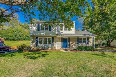 Single Family Home For Sale: 5035 Sunny Side Dr