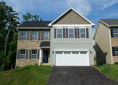 Vinton Single Family Home For Sale: 2010 Lawson Ln