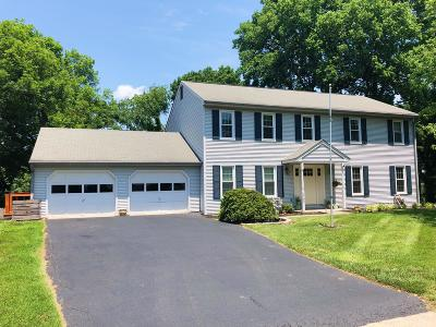 Salem Single Family Home For Sale: 1782 Stone Mill Dr