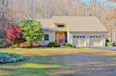 Franklin County Single Family Home For Sale: 75 Hickory Pl