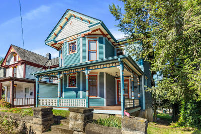 Single Family Home For Sale: 515 Elm Ave SW